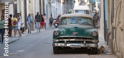 Fotoreise Havanna 06. - 13.09.2021