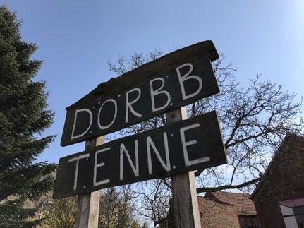 DörBB-Tenne in Blandikow (Dorfgemeinschaftshaus)