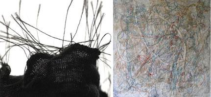 Fäden, Fäden, Fäden...: Johanna Reutter - Heidi Knapp