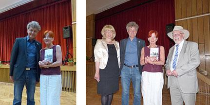 Hedi Schulitz, Lesung im Adam-Müller-Guttenbrunn-Haus, Temeswar