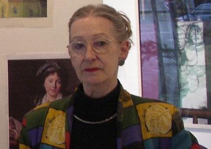 Vera Morelli, Autorin zweier im Stieglitz Verlag erschienenen Bücher über große Venezianerinnen