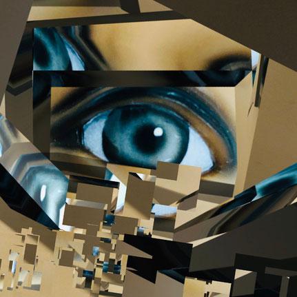 "Digitalcollage ""Inside/Insight – Out"", © projekt3drei, Annette Hünnekens"