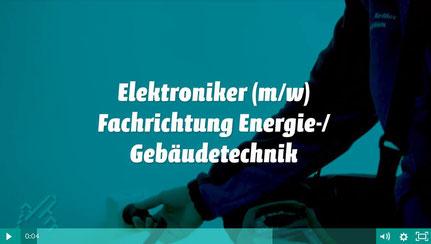 Elektriker, Ausbildung, Elektro, Kessler, Energie- und Gebäudemanagement, Ablauf