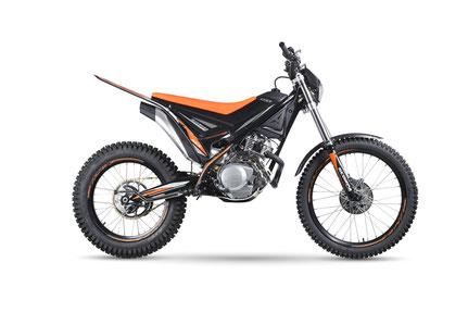 Moto Scorpa - 125 TY LONG RIDE