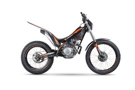 Moto Scorpa - 125 TY ADVENTURE