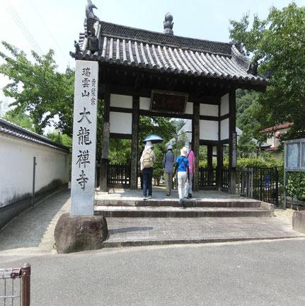 大龍禅寺 聖徳太子の創建