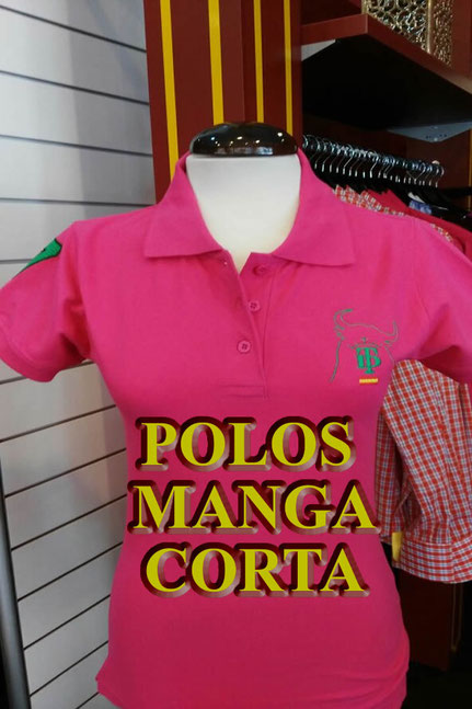 Polo Manga corta