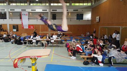 Pfalzmeisterschaften 2019 im Gerätturnen
