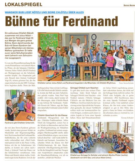 #Dä Nötzli mit dä Chlötzli #Julius Nötzli #Chlefele #Ferdinand