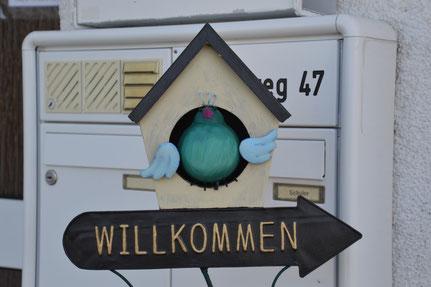 Bild: Ferienwohnungen in Hagnau am Bodensee mit Seesicht