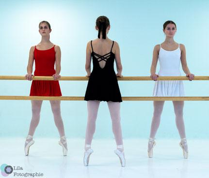 Schülerinnen der Ballettschule Uta Stedler - Foto Annabell Weiberg