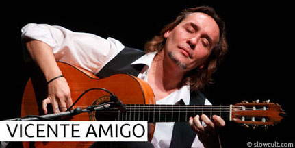 Vicente Amigo Manuel Reyes Guitar Gitarre 1988