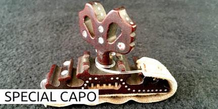 CAPO CEJILLA ARTWORK