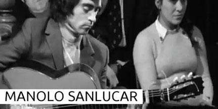 Manolo Sanlucar Sobrinos de Domingo Esteso 1972 Hermanos Conde