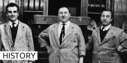 HERMANOS CONDE - SOBRINOS DE ESTESO - HISTORY - GESCHICHTE - HISTORIA