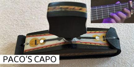 Paco de Lucia Capo Cejilla Kapo