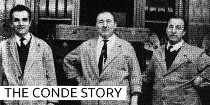 Hermanos Conde Sobrinos de Esteso History Geschichte Guitars Gitarren