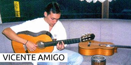 Vicente Amigo Manuel Reyes Guitar Gitarre 1992