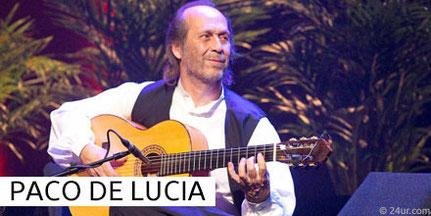 PACO DE LUCIA GUTAR GITARRE LESTER DEVOE