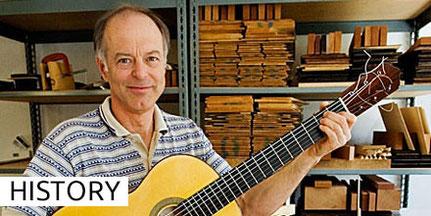 Lester Devoe Luthier Gitarrenbauer
