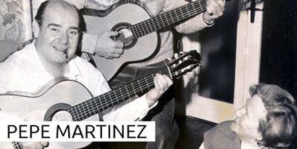 Pepe Martinez Manuel Reyes 1969
