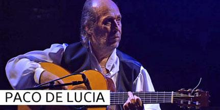 PACO DE LUCIA GUTAR GITARRE HERMANOS CONDE 1975