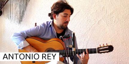 Manuel Reyes Hijo 2013 Antonio Rey