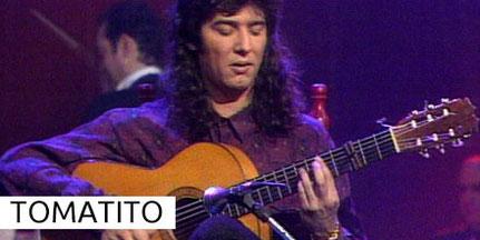 Tomatito Hermanos Conde 1987 Guitar Gitarre