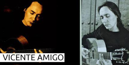 Vicente Amigo Lester Devoe 2008