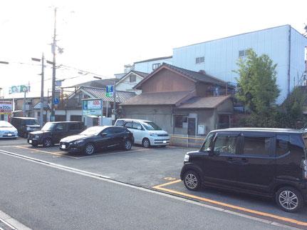 城東区鴫野東コインパーキング