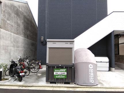 堺市堺区バイク駐車場