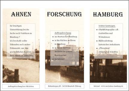 Auftragsforschung Hamburg Gutschein