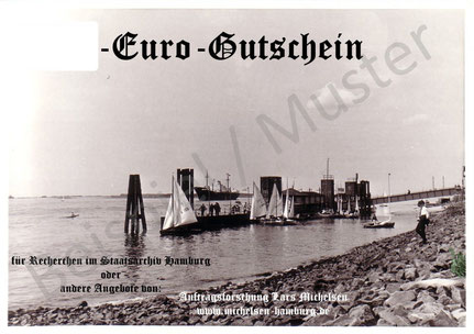 Staatsarchiv Hamburg Gutschein