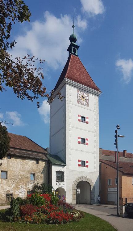 MAG Lifestyle Magazin online Urlaub Reisen Österreich Wels Sehenswürdigkeiten Ledererturm Lederertor