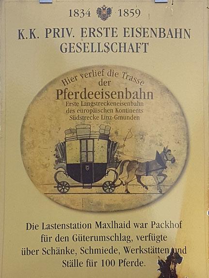MAG Lifestyle Magazin online Urlaub Reisen Österreich Wels Sehenswürdigkeiten Museum Pferdeeisenbahn
