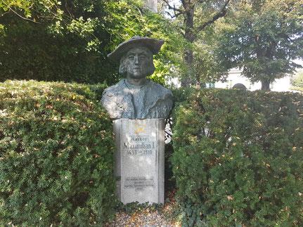 MAG Lifestyle Magazin online Urlaub Reisen Österreich Wels Sehenswürdigkeiten Kaiser Maximilian