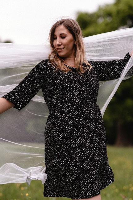 Fair hergestelltes Kleid in Plus Size
