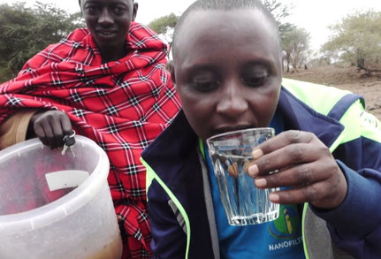 Clean Water in Africa