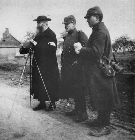 Le père Brottier - aumônier militaire pendant la Grande Guerre