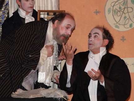 """Szenenfoto """"Figaros Hochzeit"""""""