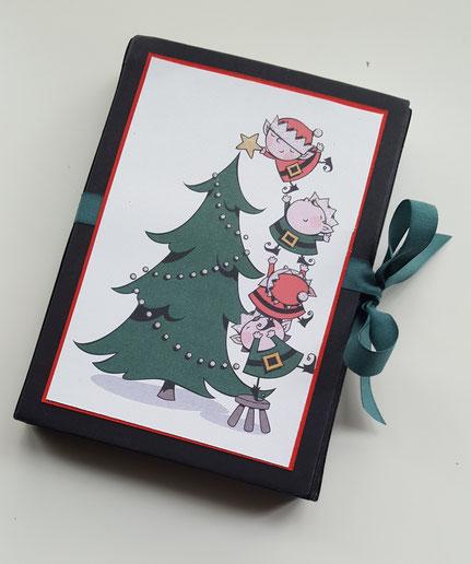 #stampinup #stempelliese.com #Weihnachtsalbum #Rezeptebuch #Fotobuch