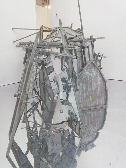 Lee Bul, exposition au musée d'art moderne de St Étienne lors de la biennale du Design, du 12 mars au 17 mai 2015