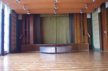 Großer Saal im BlockC Funkhaus Berlin