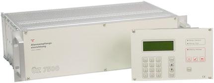 Alarmempfangseinrichtung comXline AE mit abgesetzten Bedienfeld