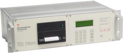 Alarmempfangseinrichtung comXline AE mit Drucker