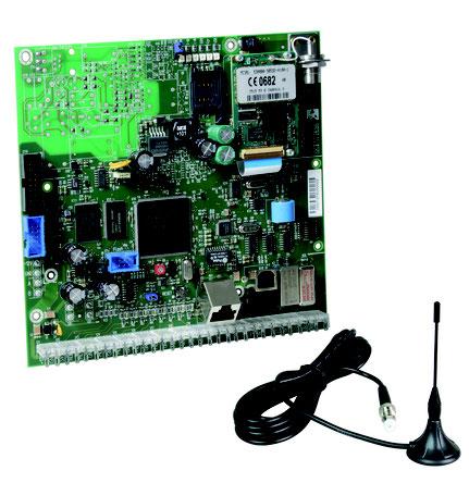SafeTech comXline 1516(GSM) Einbausatz Platine