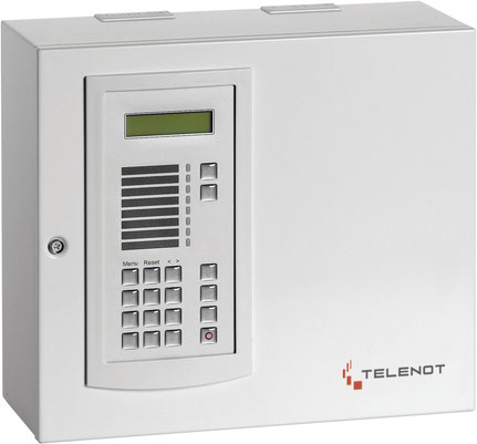 Telenot Complex 200, Telenot Complex 400, Telenot Complex 200H, Telenot Complex 400H, presented by SafeTech