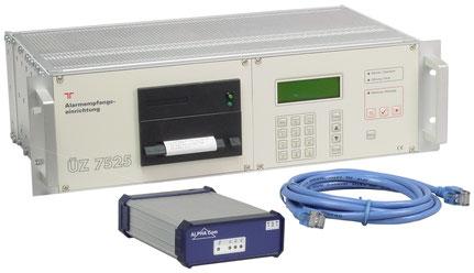 SafeTech Alarmempfangseinrichtung comXline AE IP