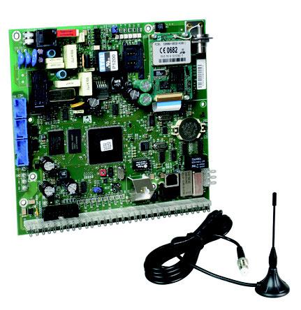 Telenot comxline 2516(GSM) Einbausatz Platine