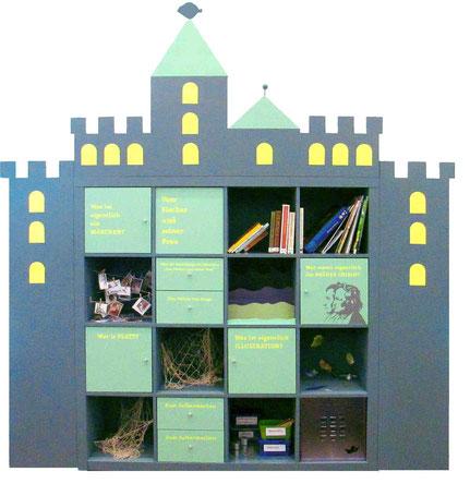 Vom Ikea Regal zum Märchenschloss